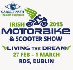 Irish show logo